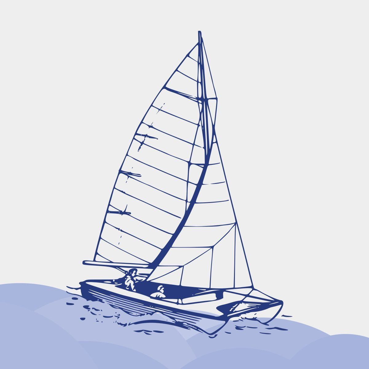 Boat illustration 2